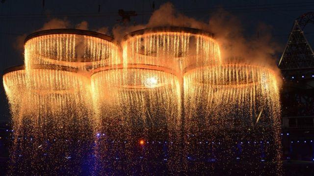 Ibiranga olimpiki