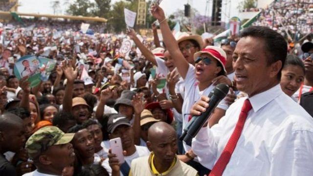 Marc Ravalomanana a introduit un recours auprès de la Haute Cour constitutionnelle, contestant les résultats de l'élection.