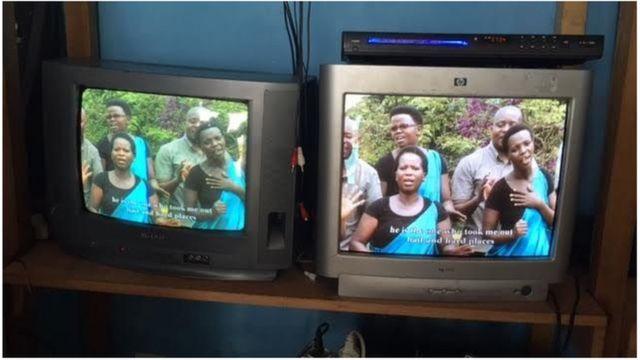 Mudasoba zimaze guhindurwamo television