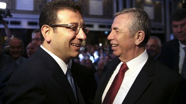 2019'daki yerel seçimlerde İstanbul ve Ankara belediyelerini, 20 yıldan uzun bir süre sonunda, CHP'li adaylar kazandı.