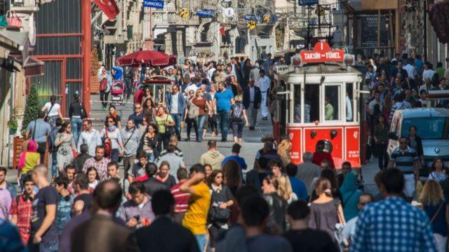 Türkiye'de işsizlik son 7 yılın zirvesinde