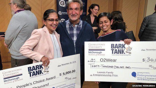 """""""Bark Tank"""" ජයග්රහණය සමග"""