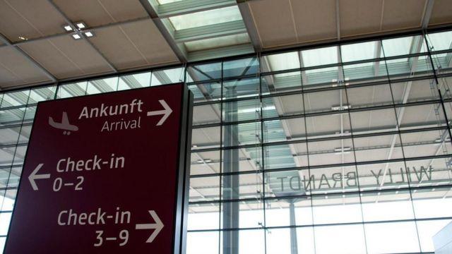 Berlin Brandenburg Havaalanı