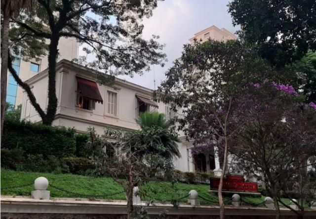 Sede do Instituto Plinio Corrêa de Oliveira