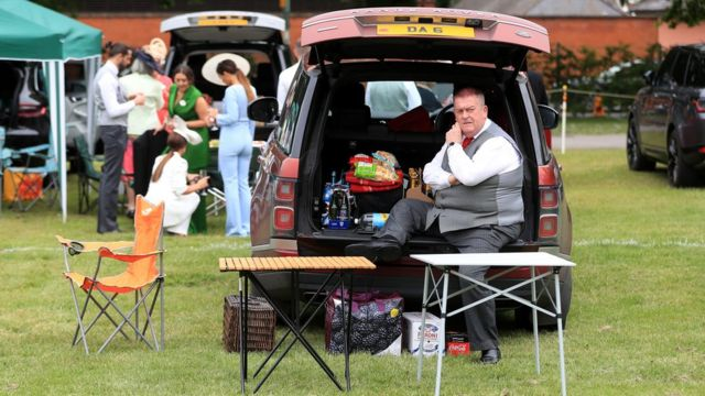 piknik u kolima