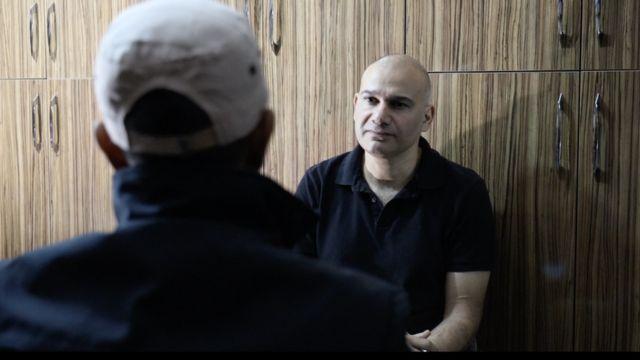 Mahmut Hamsici ve kaçakçı