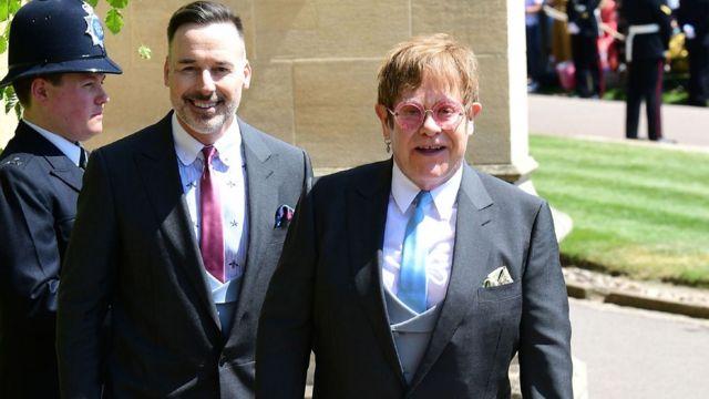 Royal wedding Guests 2018