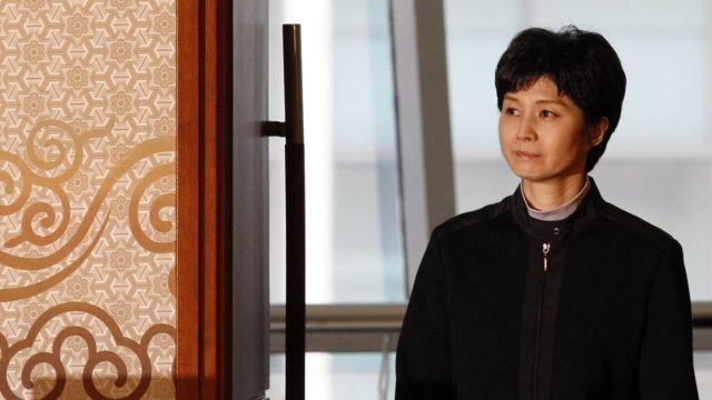 Kim Hyon-hui, en una imagen de 2009.