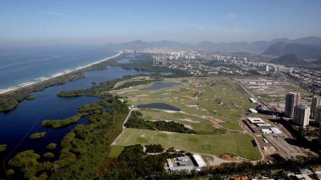 Golf en Río 2016