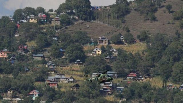 भारत पाक सीमा