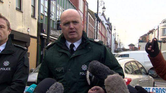 Assistant Chief Constable Mark Hamilron