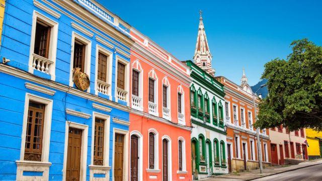 El nombre del país de Colombia solo tiene 153 años.