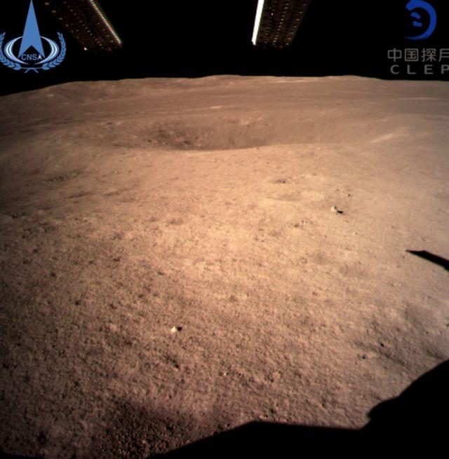 луна китай зонд аппарат