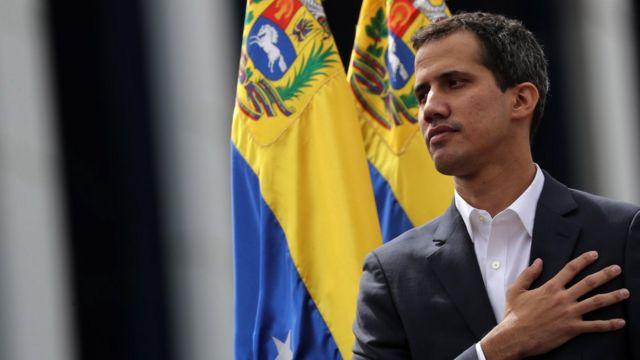 Хуан Гуайдо неожиданно оказался лидером венесуэльской оппозиции