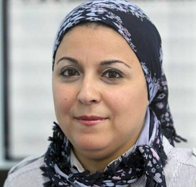 إسراء عبد الفتاح (صورة أرشيفية)