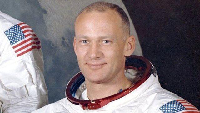 Edwin 'Buzz' Aldrin: