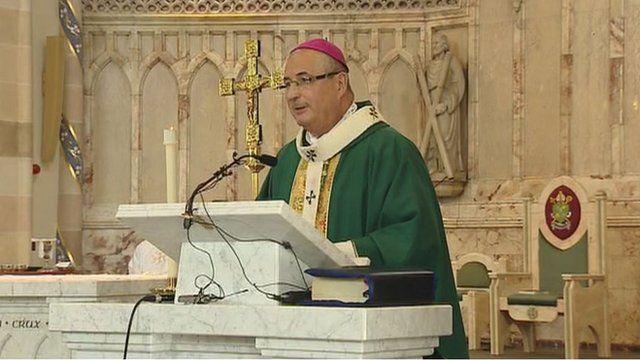 Archbishop Philip Tartaglia