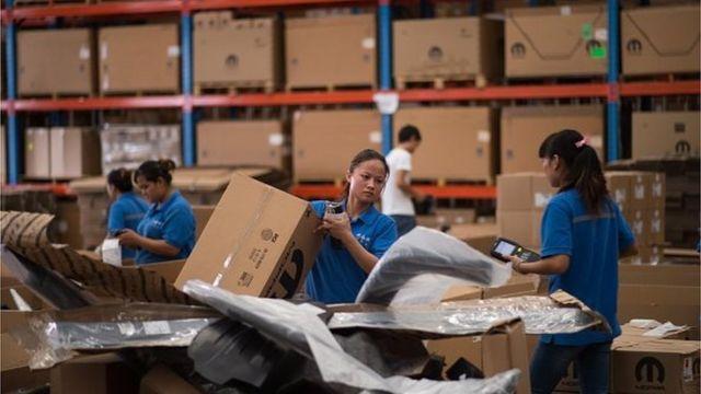 中国政府は輸出主導の経済からの転換を図っている