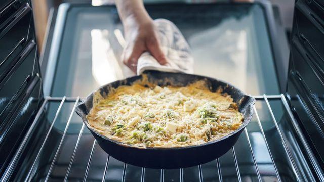 Запеченные с сыром овощи