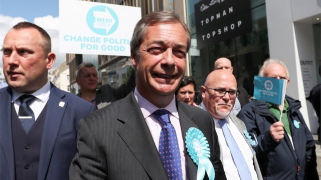 2019 European Elections: Watchdog defends Brexit Party scrutiny