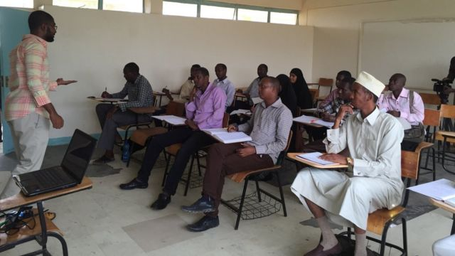 Kenya's Garissa University restarts teaching after attack