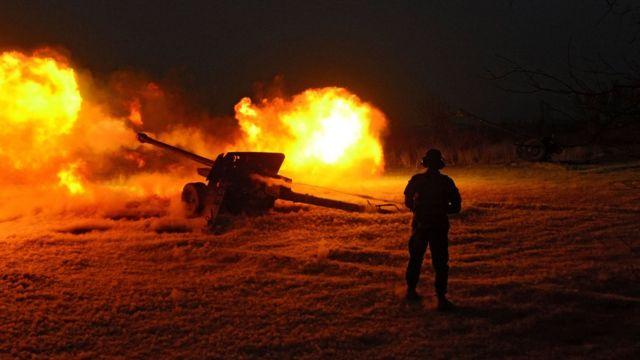 Операция афганских войск против талибов