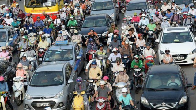 Ô nhiễm môi trường ở hai thành phố lớn đã đến mức báo động