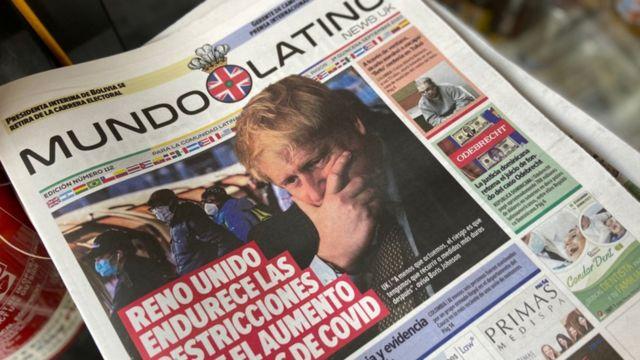 Periódico Mundo Latino
