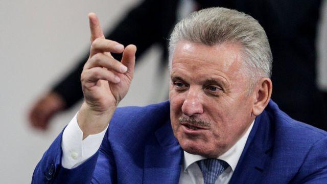 Действующий губернатор Вячеслав Шпорт