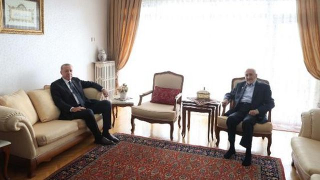 Erdoğan ve Asiltürk