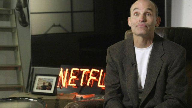 Todd Yellin, Netflix's vice president of product innovation