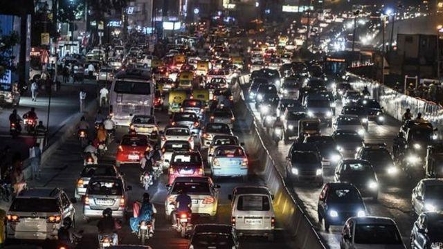 दिल्ली ट्रैफिक