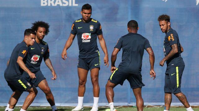 Iko Mbaụwa na Brazil