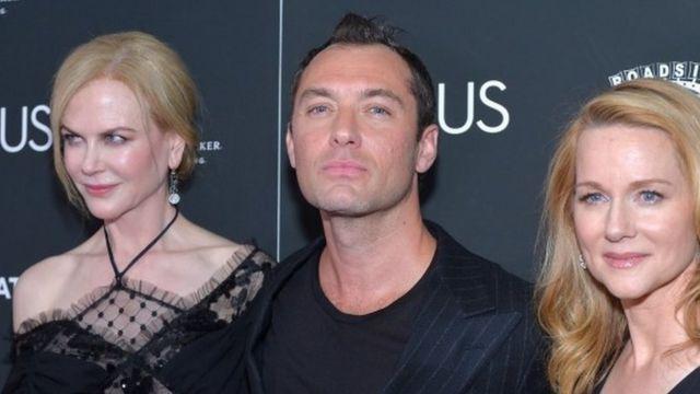Nicole Kidman, Jude Law, Laura Linney
