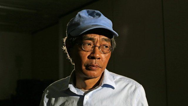 Lam Wing Kee was kept alone under 24-hour surveillance and not allowed to leave a small room