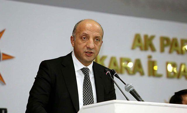 Mehmet İhsan Arslan'ın oğlu AKP Ankara Milletvekili Ali İhsan Arslan