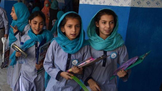 아프가니스칸에서 여성에게 교육받을 권리는 큰 도전이다