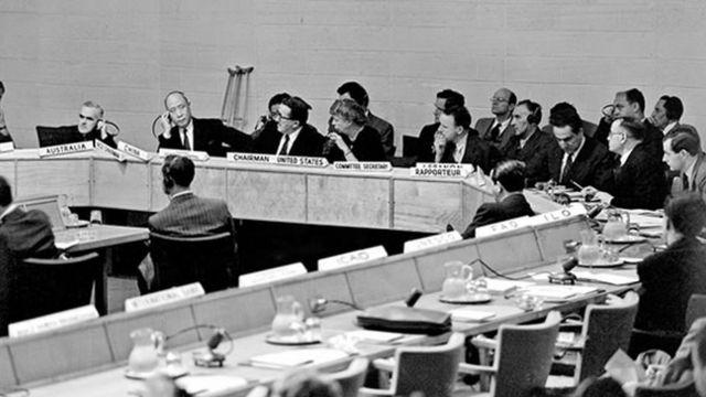 Sessão na ONU dedicada à Declaração Universal dos Direitos Humanos