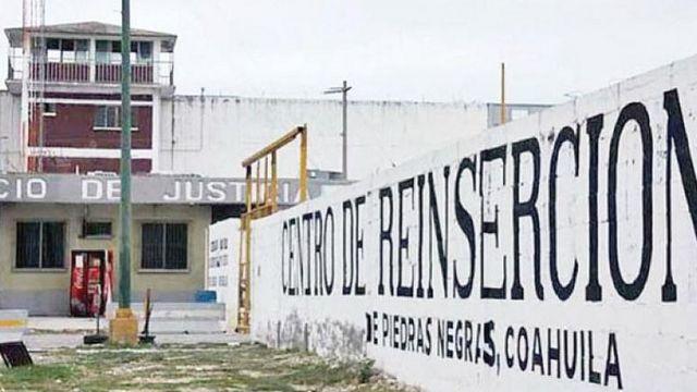 Centro de Reinserção Social (Cereso) de Piedra Negras, em Coahuila, México