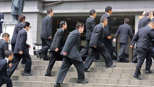 日本最大の暴力団山口組の構成員