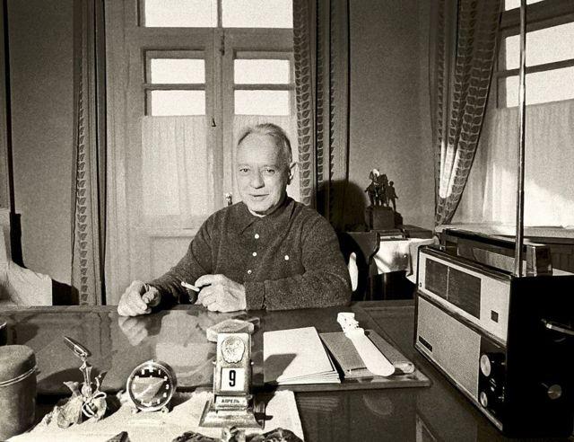 Mikhail Sholokhov (1905-1984)