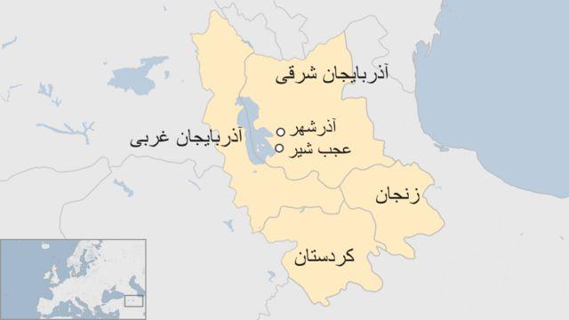 سیل در چهار استان غربی ایران