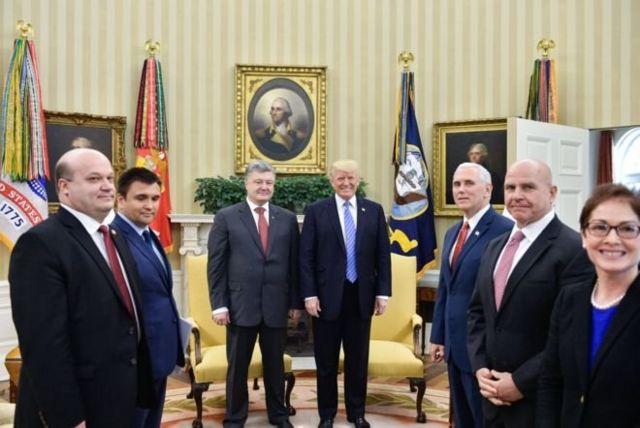 О поставках угля из США договаривались президенты стран