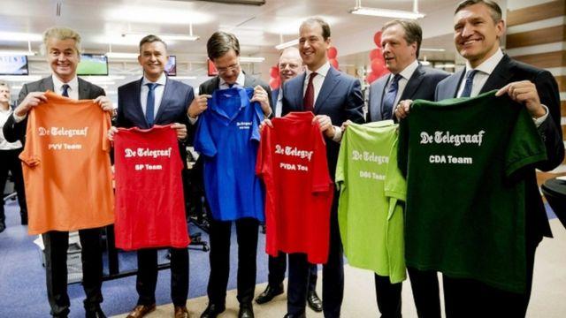 انتخابات هلند