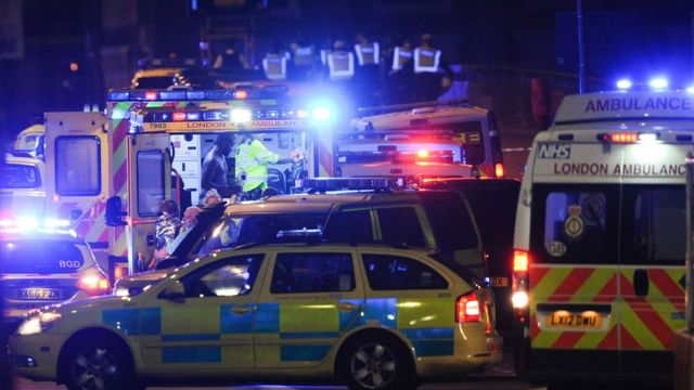 London Bridge attack inquests: US tourist 'flatlined twice' after being stabbed