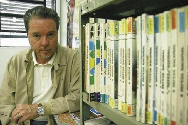 O cientista social João Roberto Martins Filho