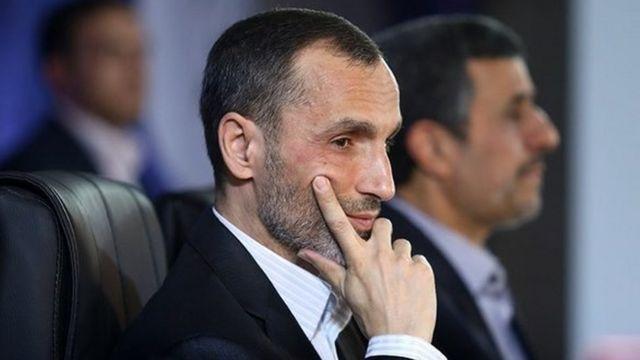 حمید بقایی معاون محمود احمدی نژاد در زمان ریاست جمهوری او بوده