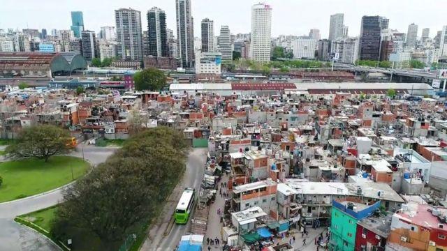 Favela Villa 31