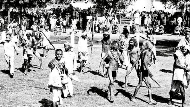 इंदिरा गांधी हिंदू नरसंहार