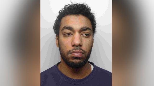 'Dangerous rapist' Samuel Fortes caught on video call